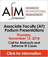 [Associate Faculty (AF) Podium Presentations]